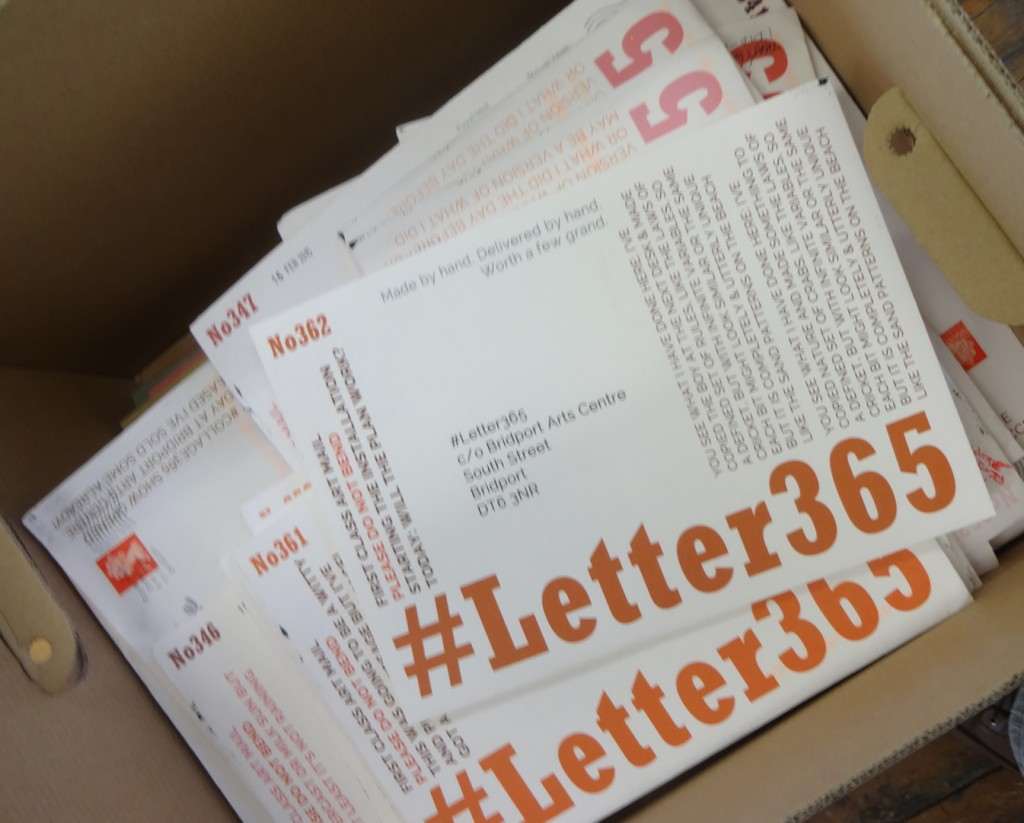 #Letter365 No362 get put straight in the storage box with the rest