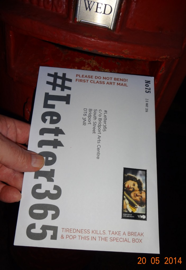 The oh so tiresome repetition of #Letter365 is not lightened by No75