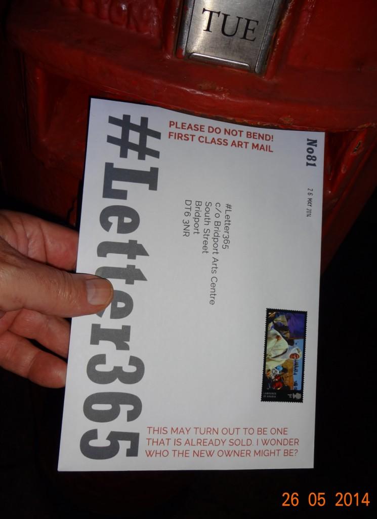 #Letter365 No81