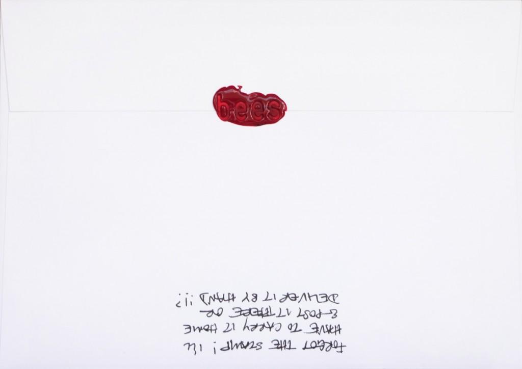 Back of #Letter365 No147