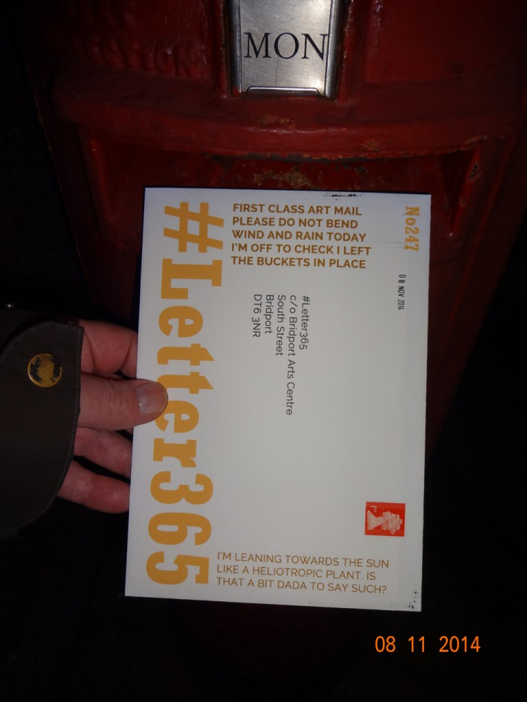 #Letter365 No247 gets posted