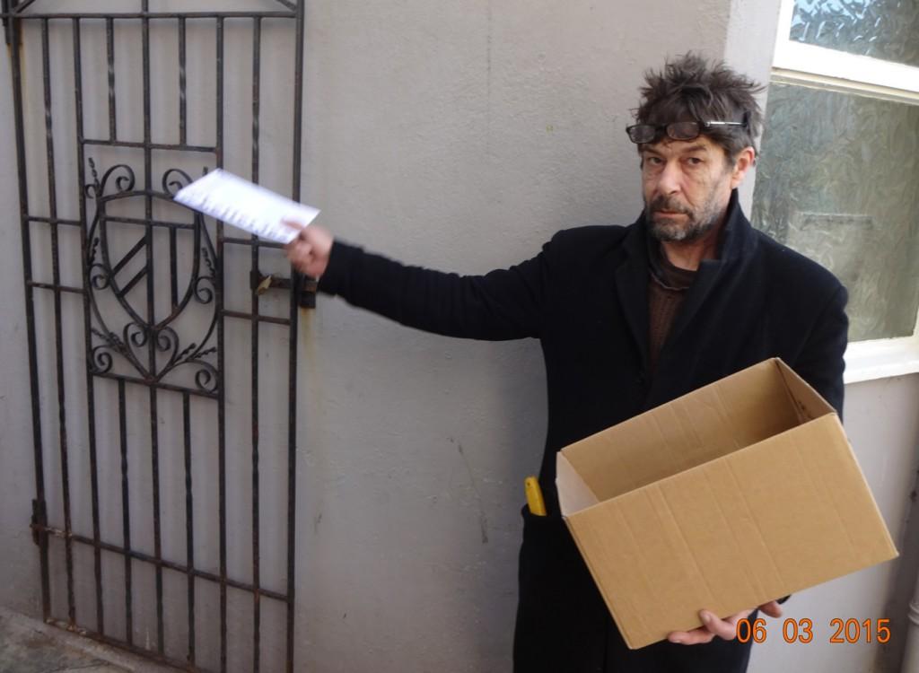 Bob Dron delivers the very last #Lette365